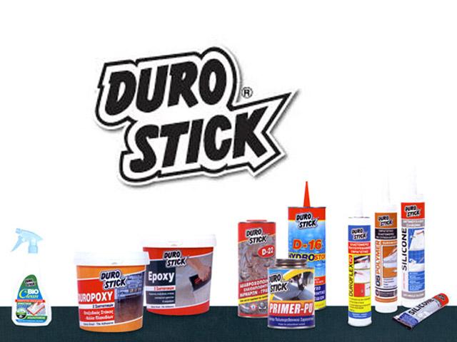 Συγκολλητικά υλικά Durostick